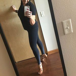 Michael Kors Brown High Heels Shoes Sz 7M
